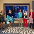 Large Family of the Year award goes to wonderful Guzhov family with five children